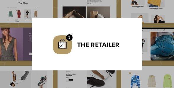 the retailer migliori temi wordpress ecommerce